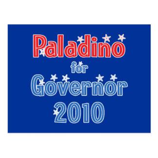 Carl Paladino para el diseño de la estrella del Postal