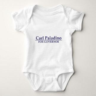 Carl Paladino para el gobernador Body Para Bebé