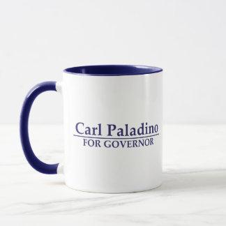 Carl Paladino para el gobernador Taza