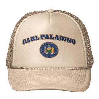 Carl Paladino para Nueva York Gorras