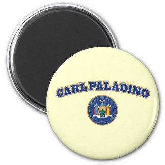 Carl Paladino para Nueva York Imán Redondo 5 Cm