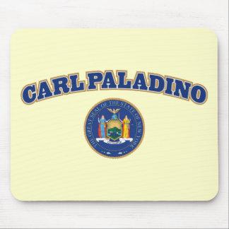 Carl Paladino para Nueva York Tapetes De Raton