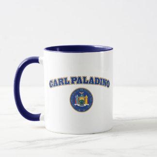 Carl Paladino para Nueva York Taza