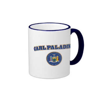 Carl Paladino para Nueva York Tazas De Café