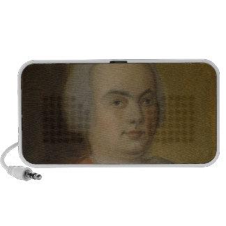 Carl Philipp Emanuel Bach, c.1733 Mini Speaker