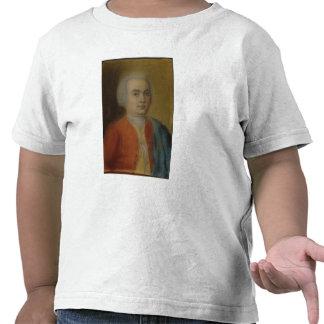 Carl Philipp Emanuel Bach, c.1733 Tee Shirts