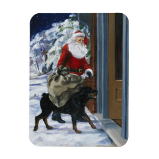 Carl que ayuda a Papá Noel de <Carl's Christmas> b Imanes Flexibles