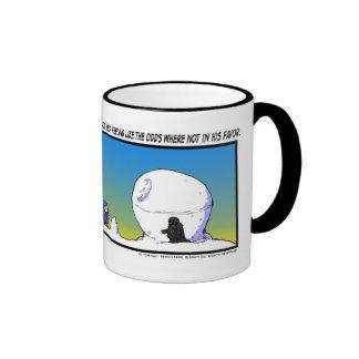 Carl VS Vader Coffee Mugs