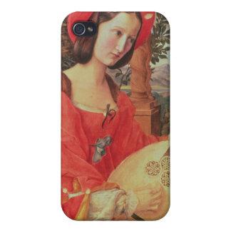 Carla Bianca von Quandt, c.1820 (oil on canvas) Case For iPhone 4