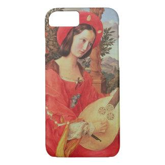Carla Bianca von Quandt, c.1820 (oil on canvas) iPhone 8/7 Case