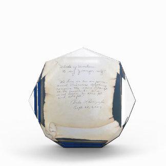 Carla Laemmle's Philosophy Award