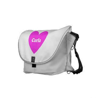 Carla Messenger Bag