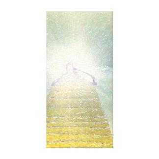 carldeanwhite, Christian Art, john 10(1) canvas Canvas Print