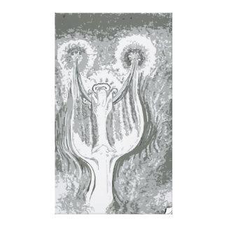 carldeanwhite, Christian art, Luke 2(10)c canvas