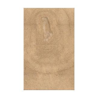 carldeanwhite, Christian art, SandPrints canvas