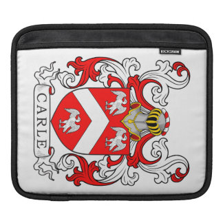 Carle Coat of Arms II Sleeves For iPads
