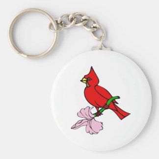 Carleen Cardinal Keychain