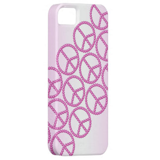 Carleigh's Pink Peace Bling iPhone case iPhone 5 Case