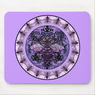 Carleigh's Queen Bee apparel and gifts Mouse Pad