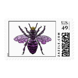 Carleigh's Queen Bee Custom Postage