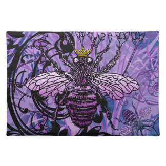 Carleigh's Queen Bee MoJo placemat