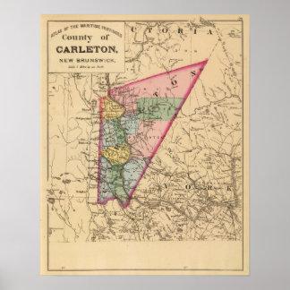 Carleton Co, NOTA Posters