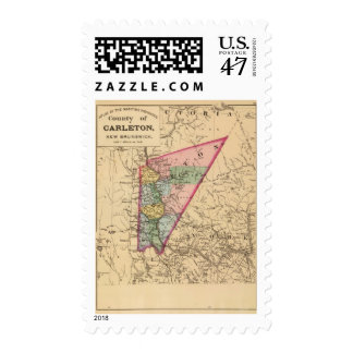 Carleton Co, NOTA Timbres Postales