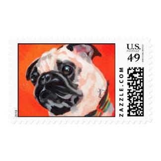 Carleton's Pong Postage Stamp