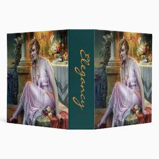 Carlier: Elegant Lady Binder