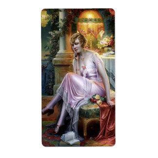 Carlier: Elegant Lady Label