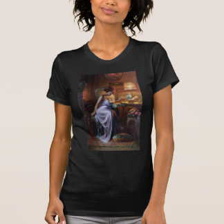 Carlier: Elegant Lady with Necklace T-Shirt