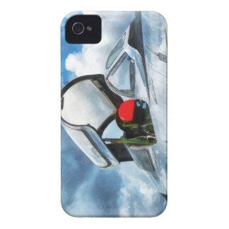 Carlinga del turborreactor de Thunderstreak Case-Mate iPhone 4 Carcasas