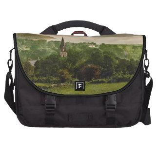 Carlingford Lough, County Down Laptop Commuter Bag