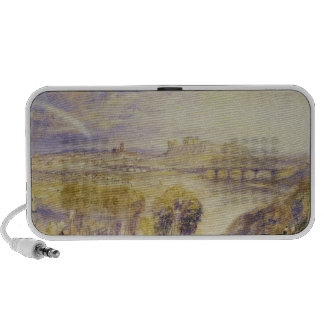 Carlisle, c.1832 (w/c en tejió el papel) laptop altavoz