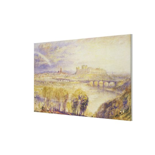 Carlisle, c.1832 (w/c on wove paper) canvas print
