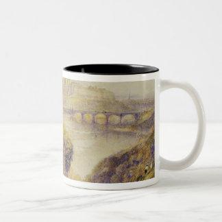 Carlisle, c.1832 (w/c on wove paper) Two-Tone coffee mug