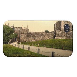 Carlisle Castle, Carlisle, Cumbria, England Covers For iPhone 4