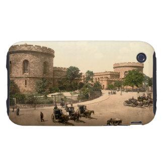 Carlisle Citadel, Carlisle, Cumbria, England iPhone 3 Tough Cases