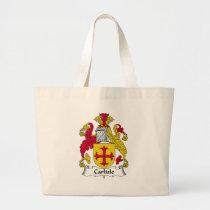 Carlisle Family Crest Bag