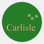Carlisle Family Sticker