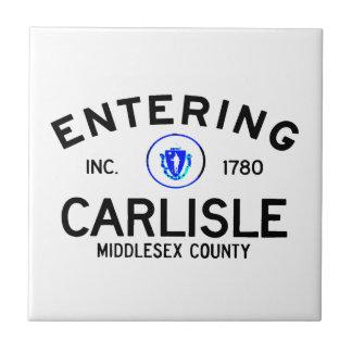 Carlisle que entra azulejo cerámica