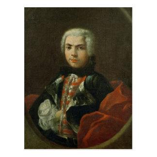 Carlo Broschi 'Il Farinelli' Postcard