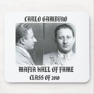 Carlo Gambino Mafia Mouse Pad