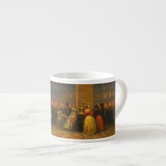 Carlo Grubacs: The Caffe Florian Espresso Cup