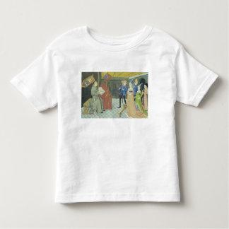 Carlo Marsuppini  illustration Toddler T-shirt