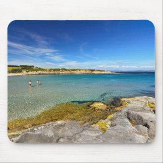 Carloforte - La Bobba beach Mouse Pad