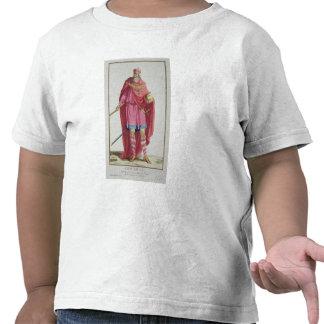 Carlomagno (742-814) de 'DES Estampes de Receuil, Camiseta
