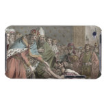 Carlomagno (742-814) recibe a los embajadores para Case-Mate iPod touch carcasa