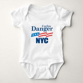 Carlos Danger Baby Bodysuit