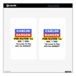 Carlos Danger For Mayor NYC Play With Weiner Skins For Kindle Fire